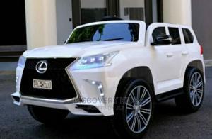 Lexus 570 Electric Ride on Car White | Toys for sale in Lagos State, Lagos Island (Eko)