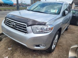 Toyota Highlander 2009 Silver   Cars for sale in Lagos State, Surulere