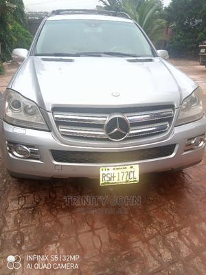 Mercedes-Benz GL-Class 2008 GL 450 Silver | Cars for sale in Enugu State, Enugu