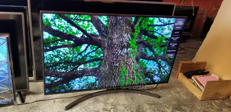 "49"" Nano Cell Suhd Lg Smart TV"