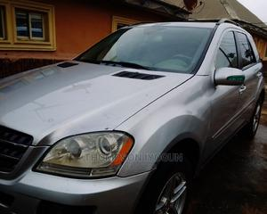 Mercedes-Benz M Class 2007 ML 350 4Matic Silver | Cars for sale in Delta State, Oshimili South