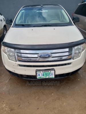 Ford Edge 2008 White | Cars for sale in Lagos State, Oshodi