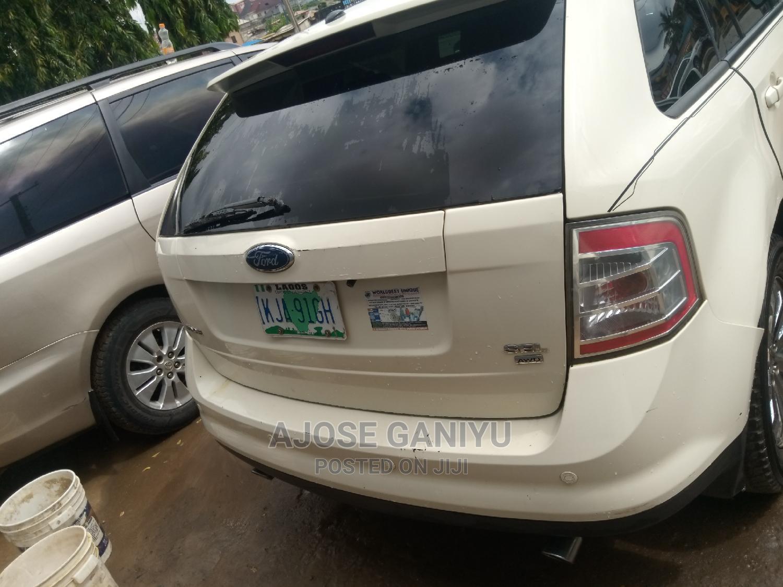 Ford Edge 2008 White   Cars for sale in Oshodi, Lagos State, Nigeria