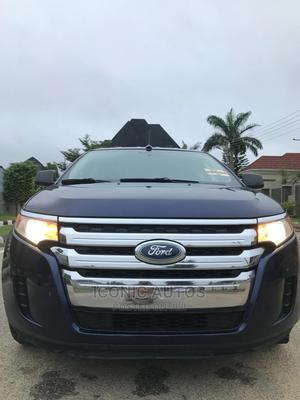 Ford Edge 2011 SE 4dr FWD (3.5L 6cyl 6A) Blue | Cars for sale in Abuja (FCT) State, Gwarinpa