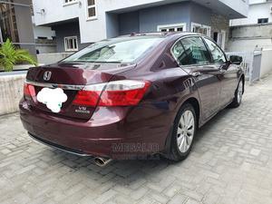 Honda Accord 2015 Brown | Cars for sale in Lagos State, Ikeja