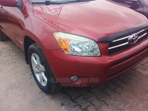 Toyota RAV4 2008 3.5 Sport 4x4 Red   Cars for sale in Lagos State, Lekki