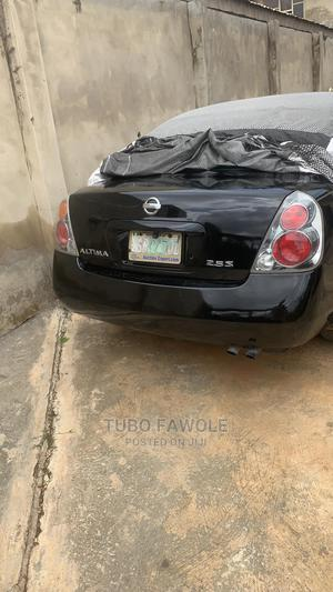 Nissan Altima 2004 2.5 S Black   Cars for sale in Osun State, Ife