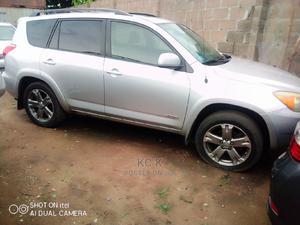 Toyota RAV4 2008 3.5 Sport 4x4 Silver | Cars for sale in Lagos State, Ikeja