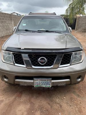 Nissan Pathfinder 2006 SE 4x4 Gray | Cars for sale in Lagos State, Alimosho