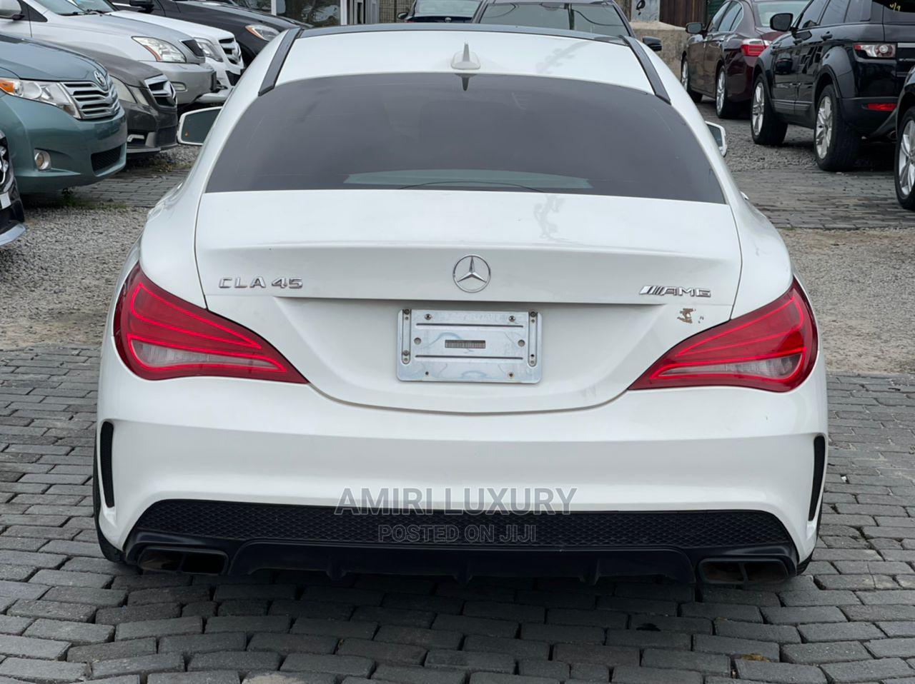 Mercedes-Benz CLA-Class 2014 White   Cars for sale in Lekki, Lagos State, Nigeria