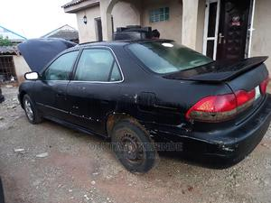 Honda Accord 2000 Coupe Black | Cars for sale in Ogun State, Ifo