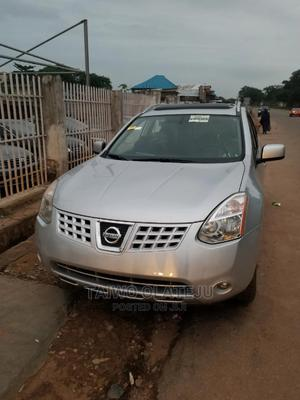 Nissan Rogue 2008 SL 4WD Silver   Cars for sale in Oyo State, Oluyole