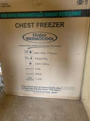 Brand New Haier Thermocool Chest Freezer   Kitchen Appliances for sale in Kwara State, Ilorin South