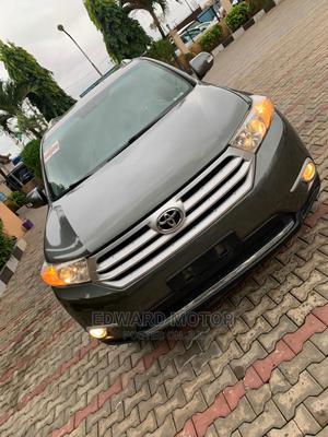Toyota Highlander 2009 V6 Green | Cars for sale in Lagos State, Alimosho
