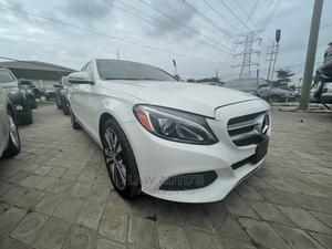 Mercedes-Benz C300 2017 White | Cars for sale in Lagos State, Ajah