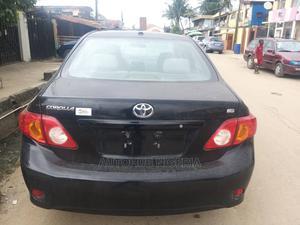 Toyota Corolla 2008 Verso 1.8 VVT-i Automatic Black | Cars for sale in Lagos State, Amuwo-Odofin