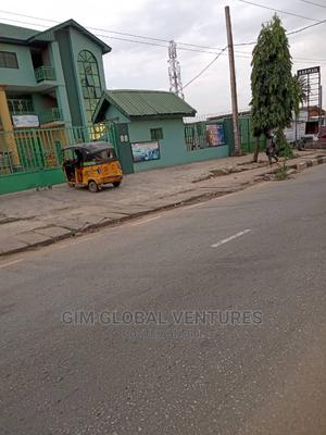 2 Bedroom Flat Office Space for Rent on a Tarred Road | Commercial Property For Rent for sale in Lagos State, Alimosho