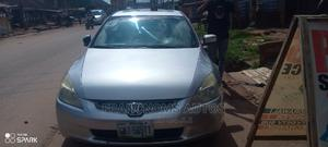 Honda Accord 2007 2.0 Comfort Automatic Silver | Cars for sale in Edo State, Ekpoma