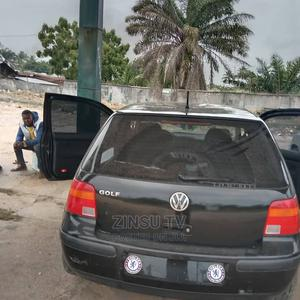 Volkswagen Golf 2004 Gray   Cars for sale in Lagos State, Badagry