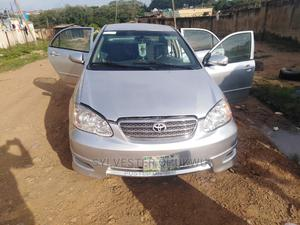 Toyota Corolla 2005 S Silver | Cars for sale in Abuja (FCT) State, Durumi