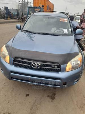 Toyota RAV4 2009 V6 Blue   Cars for sale in Lagos State, Yaba