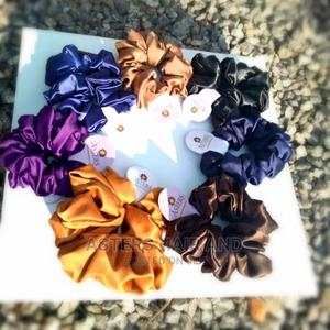 Satin Scrunchies | Tools & Accessories for sale in Abuja (FCT) State, Apo District