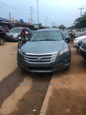 Honda Accord CrossTour 2011 EX-L AWD Green   Cars for sale in Lagos State, Alimosho