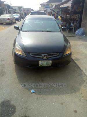 Honda Accord 2005 2.0 Comfort Automatic Blue | Cars for sale in Lagos State, Ejigbo