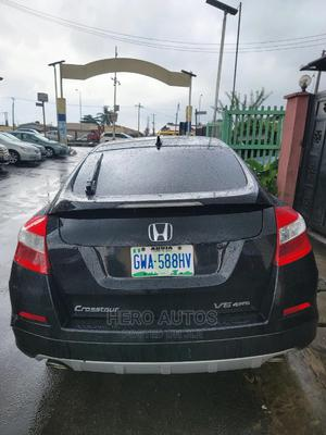 Honda Accord CrossTour 2014 EX-L W/Navigation Black | Cars for sale in Lagos State, Surulere