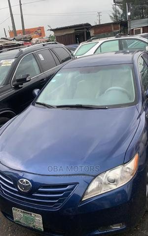 Toyota Camry 2007 Blue   Cars for sale in Oyo State, Oluyole