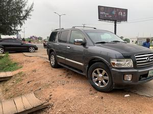Infiniti QX56 2007 Gray   Cars for sale in Oyo State, Oluyole