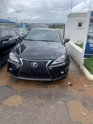 Lexus IS 2009 Black   Cars for sale in Oyo State, Oluyole