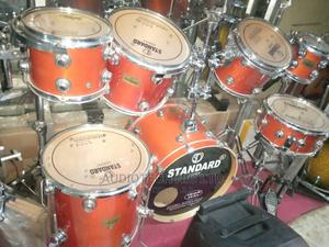 Standard Drum 5 Set Single Pole   Musical Instruments & Gear for sale in Lagos State, Ikeja