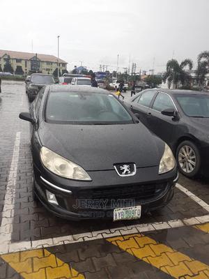 Peugeot 407 2004 Black   Cars for sale in Delta State, Oshimili North