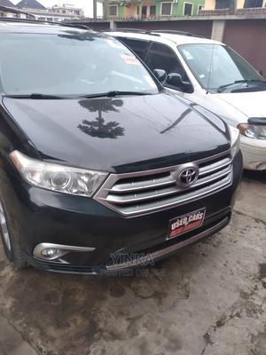 Toyota Highlander 2012 SE Black   Cars for sale in Lagos State, Ikeja