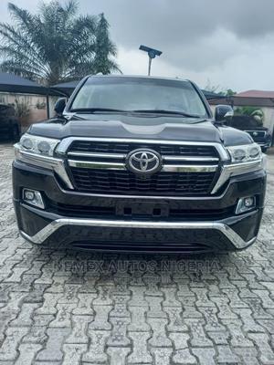 New Toyota Land Cruiser 2019 4.5 V8 VXR Black | Cars for sale in Lagos State, Ajah