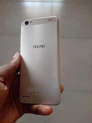 Tecno Pop 1 8 GB Gold | Mobile Phones for sale in Rivers State, Port-Harcourt