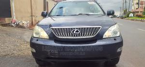 Lexus RX 2007 350 4x4 Blue | Cars for sale in Lagos State, Ikeja
