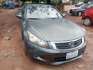Honda Accord 2008 3.5 EX Automatic Gray | Cars for sale in Abuja (FCT) State, Gwagwalada