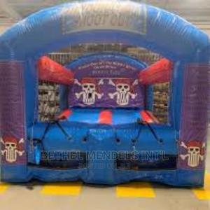 Giant and Colorful Bouncy Castle for Rent.   Toys for sale in Lagos State, Ikeja