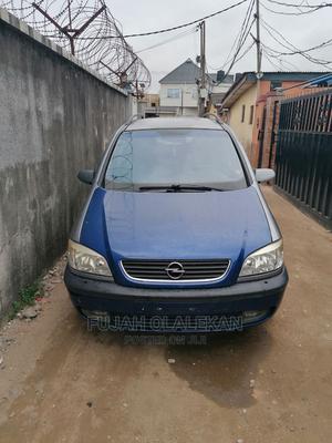 Opel Zafira 2005 2.0 DTi Gray | Cars for sale in Lagos State, Ikeja