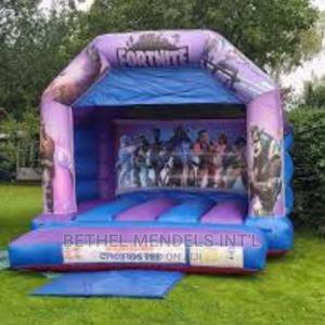 Giant and Colorful Bouncy Castle for Hire in Ikeja.   Toys for sale in Lagos State, Ikeja