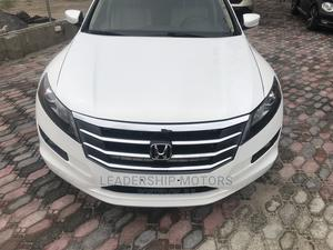 Honda Accord CrossTour 2012 EX-L White   Cars for sale in Lagos State, Ajah