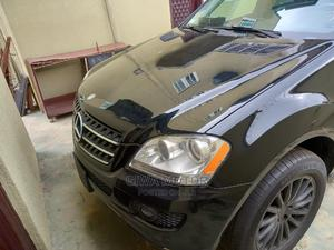 Mercedes-Benz M Class 2008 Edition 10 ML 350 4Matic Black | Cars for sale in Lagos State, Abule Egba