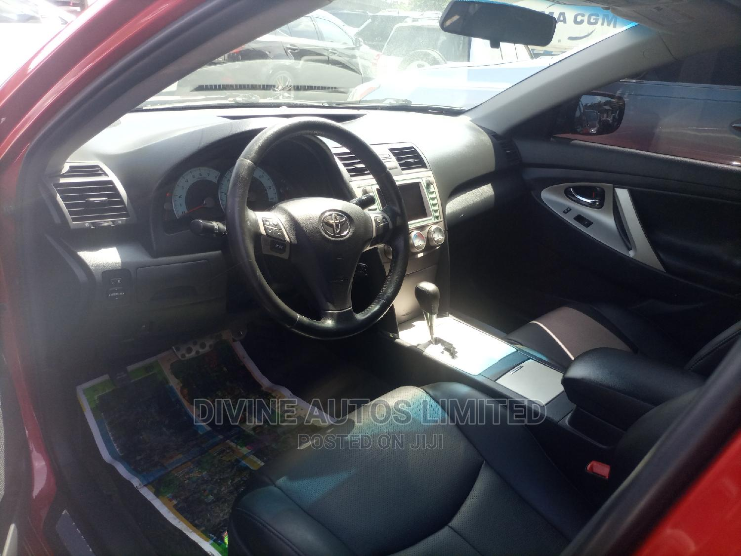 Toyota Camry 2011 Red   Cars for sale in Apapa, Lagos State, Nigeria