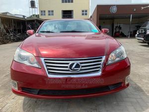 Lexus ES 2011 350 Red   Cars for sale in Lagos State, Lekki