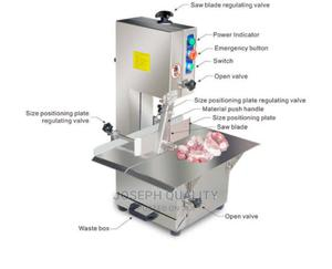 Bone Saw Machine / Meat Cutting Machine Available   Restaurant & Catering Equipment for sale in Lagos State, Ojo