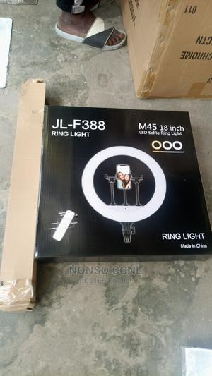 18 Inches Selfie Ring Light Display   Store Equipment for sale in Lagos State, Lagos Island (Eko)