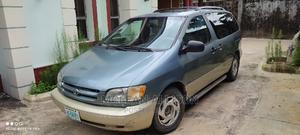 Toyota Sienna 2001 XLE Green   Cars for sale in Akwa Ibom State, Eket
