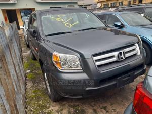 Honda Pilot 2007 Gray | Cars for sale in Lagos State, Ikeja